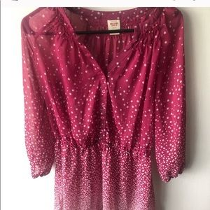 Mossimo Blouse Large
